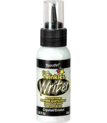 DecoArt Products Crystal  Craft Writer 2oz Craft Paints